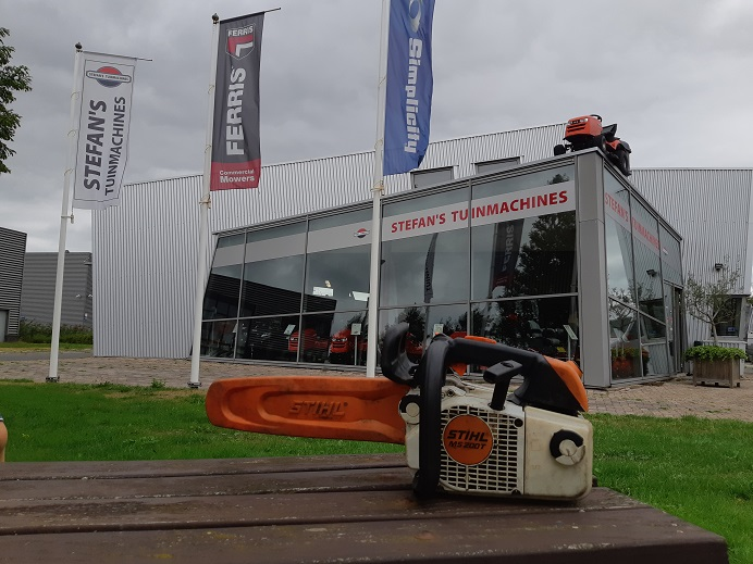 Stihl MS200T Kettingzaag